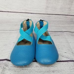 Monkey Feet Toddler Ballet Flat Size 12-18M